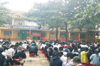 Trường THCS Nguyễn Du tổng kết năm học 2018-2019