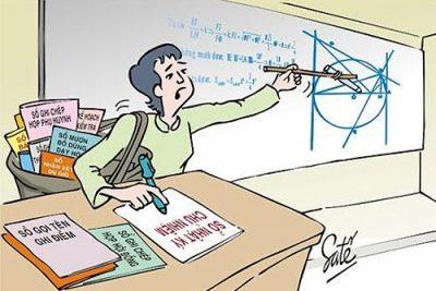 Có ai dám phạt học trò nữa không?