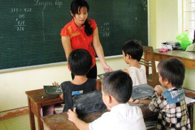 Giáo viên dạy giỏi phải giúp học sinh thay đổi tích cực