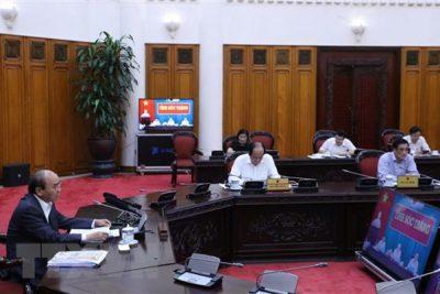 Chỉ đạo của Thủ tướng Nguyễn Xuân Phúc về phòng chống covid-19